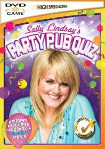 Sally Lindsay - Pub Quiz DVD Game