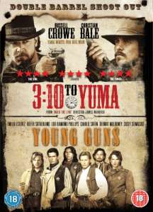 310 to Yuma 1957  Guns in Movies TV and Video Games