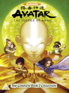 Avatar - The Legend Of Aang - Book 2 - Compleet