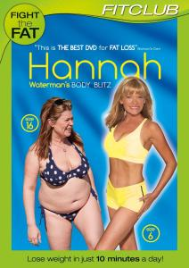Hannah Waterman's Body Blitz