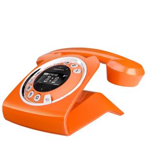 Sagemcom Sixty Digital Cordless Phone - Orange