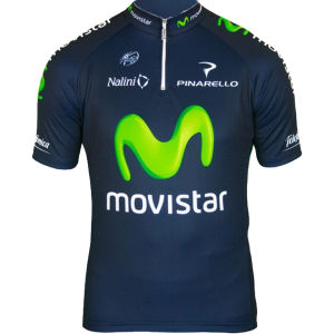 Movistar Team Ss Jersey - 2013