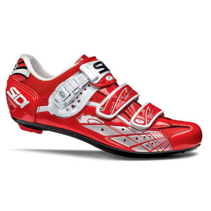 Sidi Laser Vernice Cycling Shoes Red