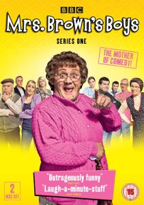 Mrs Brown's Boys - Series 1