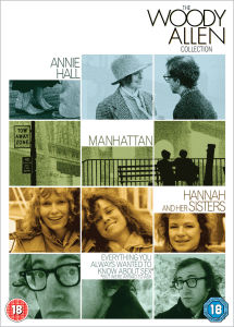 Woody Allen Collection (4 films)