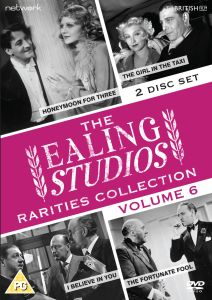 The Ealing Studios Rarities Collection - Volume 6