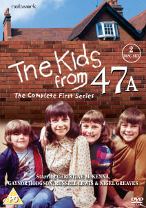 The Kids from 47A - Seizoen 1 - Compleet