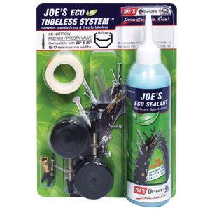 Joe's No Flats Eco XC Narrow FV 15-17mm