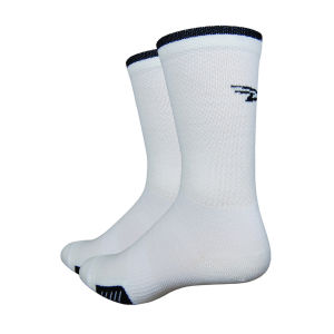 DeFeet Cyclismo Wool 5 Inch Cuff Socks - Black