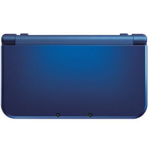NEW 3DS XL Metallic Blue Console - Includes Legend of Zelda: Majora's Mask: Image 4