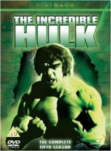 The Incredible Hulk - Complete Season Five