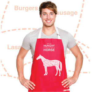 Horse Meat Apron