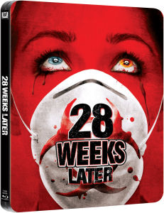 28 Weeks Later - Limited Edition Steelbook