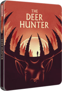 The Deer Hunter - Zavvi UK Exclusive Limited Edition Steelbook (Ultra Limited Print Run)