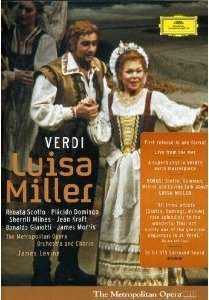 Verdi - Luisa Miller (Levine, Metropolitan Opera Chorus)