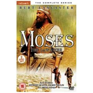 Moses The Lawgiver - The Complete Series