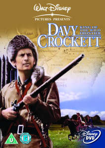 Davy Crockett: King Of Wild Frontier