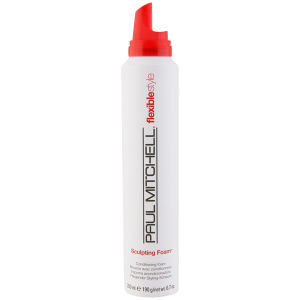 Mousse sculptante Paul Mitchell Sculpting Foam 200ml