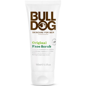 Bulldog Original Face Scrub (100ml)