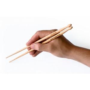 Trommelschlegel-stil Esstäbchen