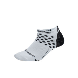 Zoot TT Low Socks - White/Black