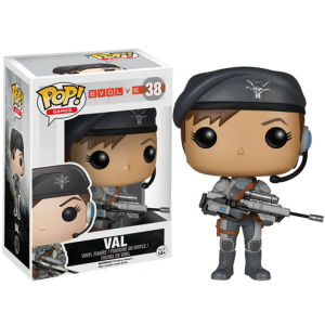 Evolve Val Funko Pop! Vinyl