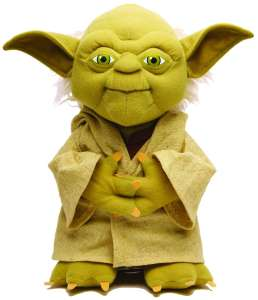 Star Wars Talking Yoda 15 Inch