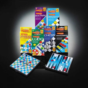 Magnetic Travel Game - Snakes and Ladders