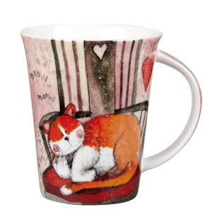 Alex Clark Flirt Mug Cat Chair (370ml) - Multi