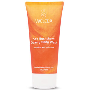 Gel corporal Sea Buckthorn Creamy Body Wash de Weleda (200 ml)