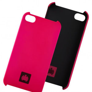 Exspect Ministry of Sound iPhone 4 Hardshell (Pink)