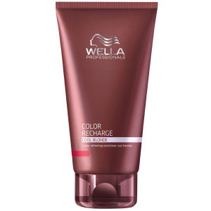 Condicionador Wella Professionals Color Recharge Conditioner Cool Blonde (200 ml)