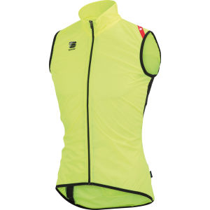Sportful Hot Pack 5 Weste - gelb/schwarz
