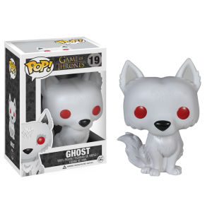 Game Of Thrones Ghost Funko Pop! Figuur