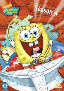 Spongebob Squarepants - Seizoen 4 - Compleet