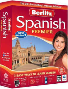 Berlitz Spanish Premier Version 2