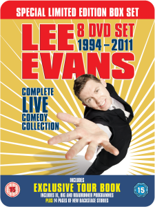 Lee Evans - Special Limited Edition Box Set: 1994-2011