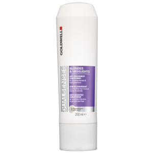 Goldwell Dualsenses Blondes & Highlights Anti-Brassiness Conditioner (200 ml)