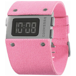 Converse Unisex Timing Ace Watch - Pink