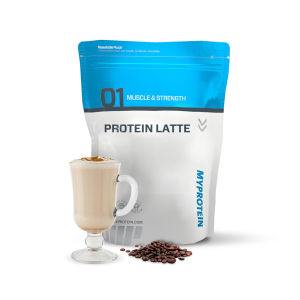 Protein Hot Latte