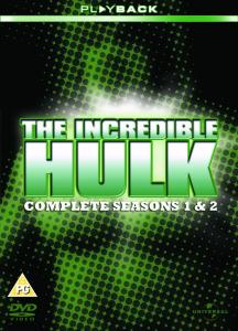 The Incredible Hulk - Seizoen 1 en 2