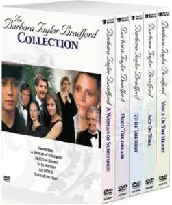The Barbara Taylor Bradford Collection