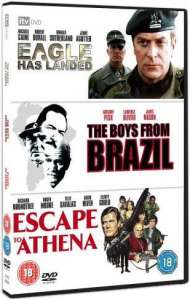 Boys From Brazil/Eagle Has Landed/Escape To Athena