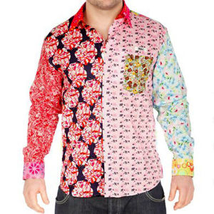 Foul Fashion Men's Shirt - Multi