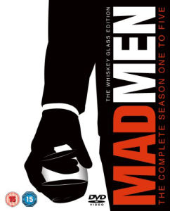 Mad Men - Seizoen 1-5: Limited Whiskey Glass Editie