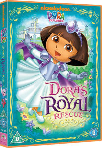 Dora Explorer: Royal Rescue