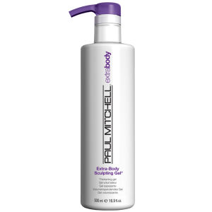 Gel épaissisant Paul Mitchell Extra Body (500ml)
