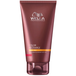 Wella Professionals Color Recharge Conditioner 暖红色 200毫升