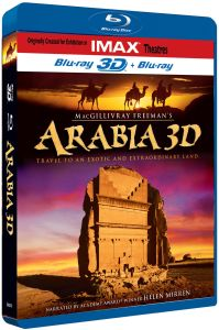 IMAX: Arabia 3D (Includes both 3D and 2D Versions)