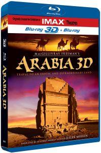 IMAX: Arabia 3D (Bevat zowel de 3D als de 2D versie)